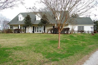 Pontotoc Single Family Home For Sale: 7540 Hwy 342