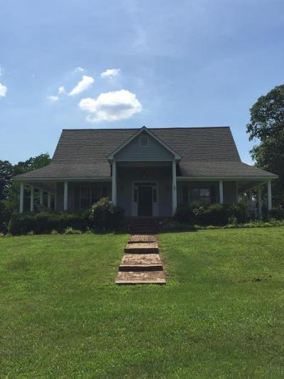 Marshall County, Benton County, Tippah County, Alcorn County, Prentiss County, Tishomingo County Single Family Home For Sale: 981 County Road 725