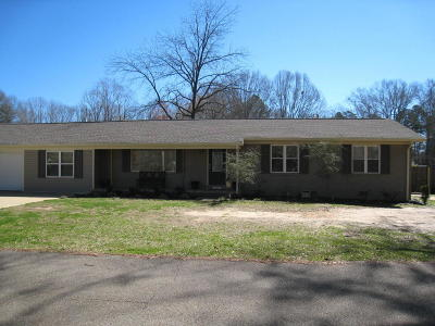 Single Family Home For Sale: 502 Benford Dr.