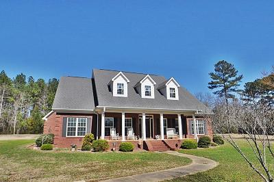 Lee County Single Family Home For Sale: 150 Still Waters Dr.