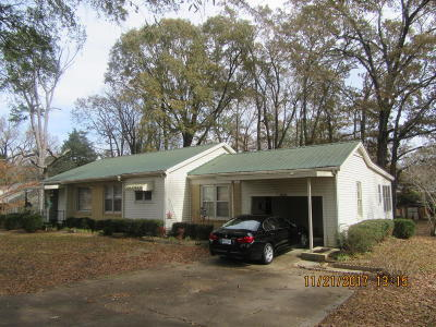 Pontotoc Single Family Home For Sale: 188 N Main St.
