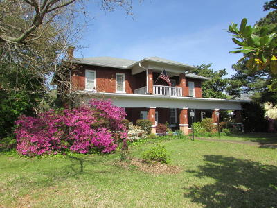 Pontotoc Single Family Home For Sale: 131 N Main St.