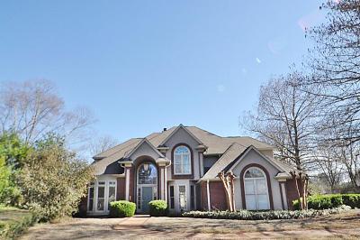 Tupelo Single Family Home For Sale: 2430 E Wendover
