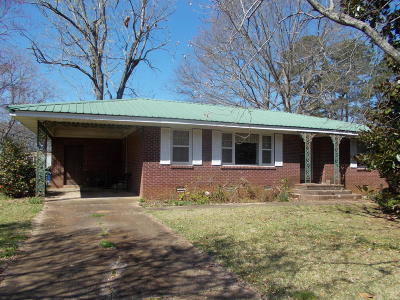 Pontotoc Single Family Home For Sale: 169 S Columbia St.