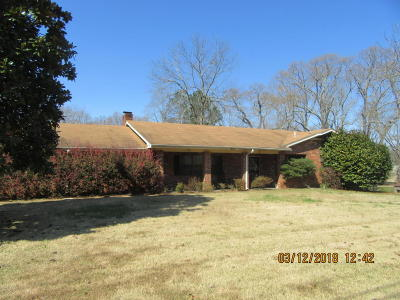 Pontotoc Single Family Home For Sale: 207 N Main St.