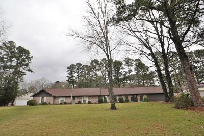 Tupelo Single Family Home For Sale: 114 White Pine Ln.