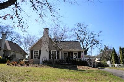 Single Family Home For Sale: 723 Highland County Road .