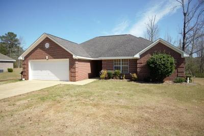 Tupelo Single Family Home For Sale: 570 Shelby Dr.