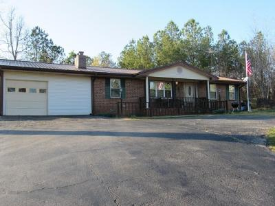 Single Family Home For Sale: 603 County Road 864