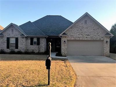 Tupelo Single Family Home For Sale: 5341 Tree Top Dr.