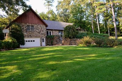 Single Family Home For Sale: 1381 Lake Dr.