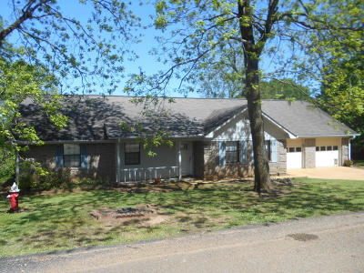 Pontotoc Single Family Home For Sale: 114 Russell Ln.