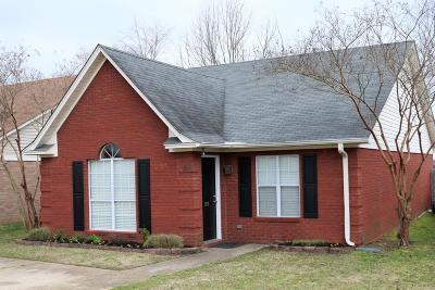 Tupelo Single Family Home For Sale: 1359 Gun Club Road
