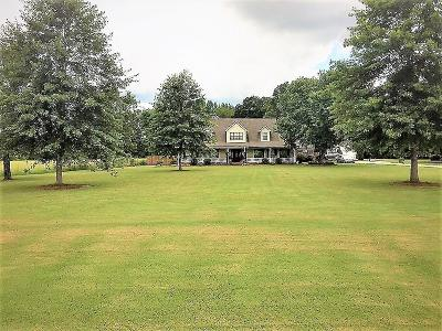 Fulton MS Single Family Home For Sale: $279,950