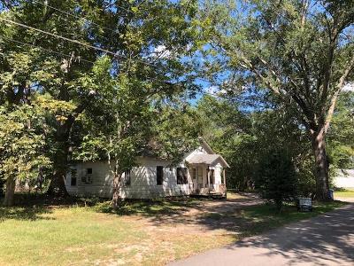 Marshall County, Benton County, Tippah County, Alcorn County, Prentiss County, Tishomingo County Single Family Home For Sale: 100 Cole St.