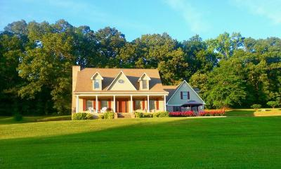 Single Family Home For Sale: 815 Mt. Pisgah Road