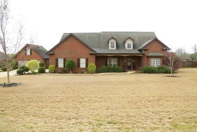 Single Family Home For Sale: 125 Major County Road .