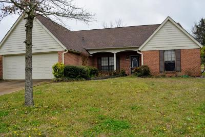 Tupelo Single Family Home For Sale: 2011 Winfield Dr.