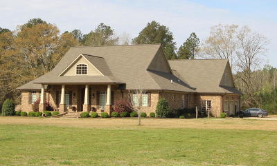 Lee County Single Family Home For Sale: 907 Rd 1205