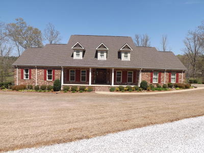 Tupelo Single Family Home For Sale: 439A Co Rd 1498
