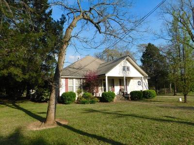 Pontotoc Single Family Home For Sale: 170 N Brooks St.