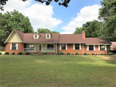 Pontotoc Single Family Home For Sale: 1841 Hwy 342