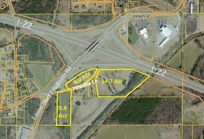 Tupelo MS Residential Lots & Land For Sale: $850,000