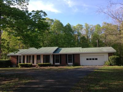 Single Family Home For Sale: 199 Ms-30