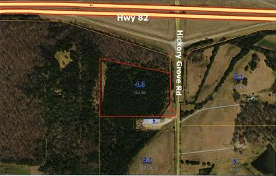 Residential Lots & Land For Sale: Hickory Grove Road
