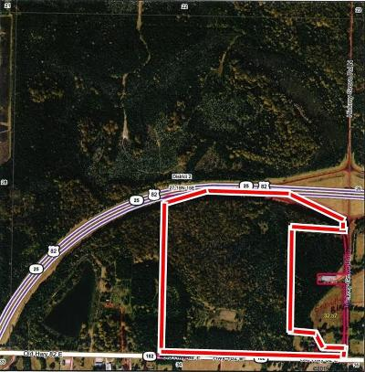 Residential Lots & Land For Sale: Hwy 82/Hickory Grove (100 Ac) Road