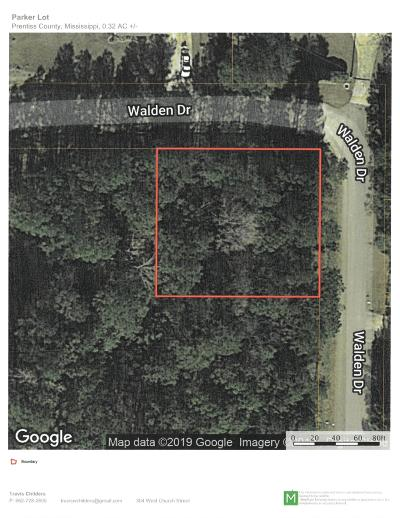 Residential Lots & Land For Sale: Walden Dr.