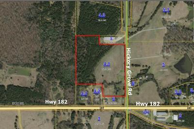 Residential Lots & Land For Sale: Hickory Grove (19 Ac) Road