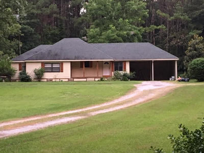 Single Family Home For Sale: 870 W Evan Mill Road