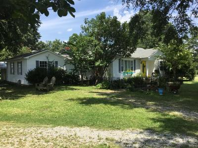 Single Family Home For Sale: 70 County Road 1030