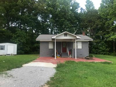 Single Family Home For Sale: 429 County Road 1371