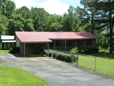 Single Family Home For Sale: 117 County Road 5051