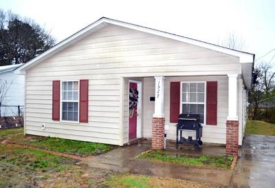 Single Family Home For Sale: 1527 Reed St.