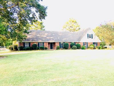 Single Family Home For Sale: 1306 Michael County Road .