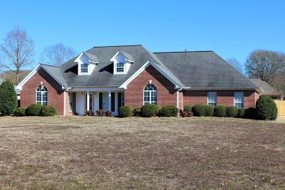 Single Family Home For Sale: 118 Cotton Gin Ln.