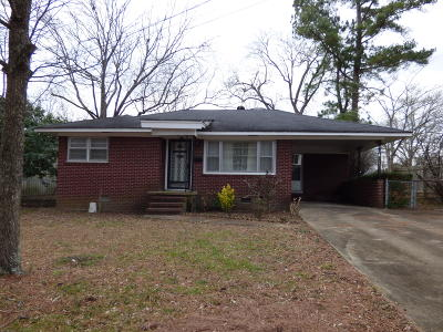 Single Family Home For Sale: 101 S General Collins Dr.