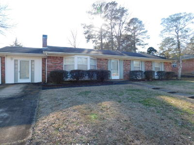 Single Family Home For Sale: 1515 W Bristow Dr.
