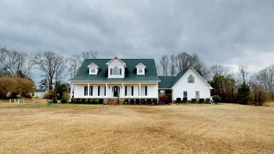 Single Family Home For Sale: 2330 Chesterville Road