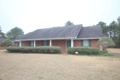 Single Family Home For Sale: 1701 Ruff County Road .