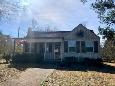 Tupelo Single Family Home For Sale: 1215 Lee St.