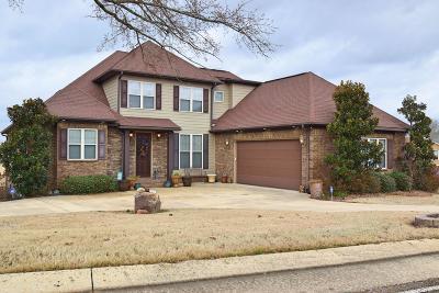 Single Family Home For Sale: 3675 Big Oaks Blvd