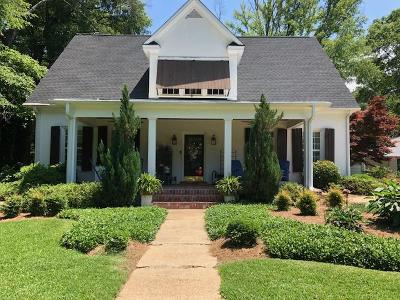 Tupelo Single Family Home For Sale: 642 N Madison St.