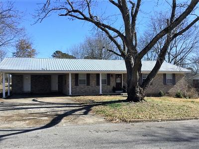 Tupelo Single Family Home For Sale: 412 N Joann