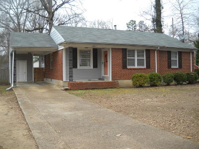 Single Family Home For Sale: 803 Williamsburg Dr.