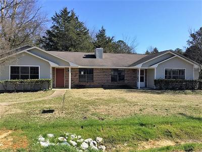Tupelo Single Family Home For Sale: 714 A & B Robindale Dr.