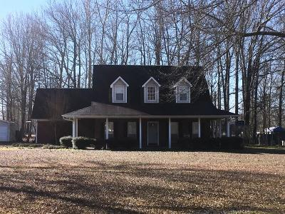 Single Family Home For Sale: 209 County Road 445